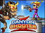 Canyon Shooter 2 Icon