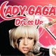Lady Gaga Dress up Icon