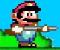 Mario Rampage Icon