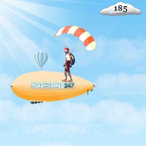 Sky Diver Icon