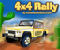 4x4 Rally Icon