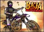 Baja Motocross Icon
