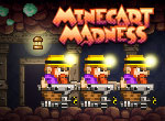 Minecart Madness Icon